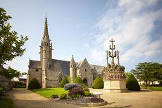 Plougonven Enclos paroissiaux du Finistère | Finistère Bretagne #myfinistere