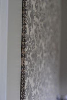 DIY fabric covered bulletin board tutorial