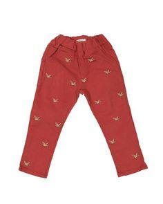 Flying Duckies Printed Pants-Bottom, Pants-benne bonbon