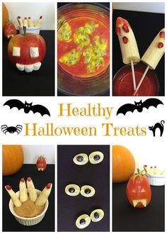 Hijacked By Twins: Healthy Fruity Halloween Treats with Aldi