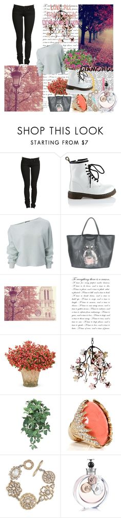 """""""Chill day"""" by pouletbelle ❤ liked on Polyvore featuring Metropolis, Givenchy, Canopy Designs, Carolee and Valentino"""