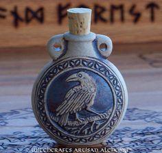 THE MORRIGAN Raven Goddess Artisan Alchemist by ArtisanWitchcrafts, $19.95