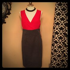 Merona Houndstooth Dress