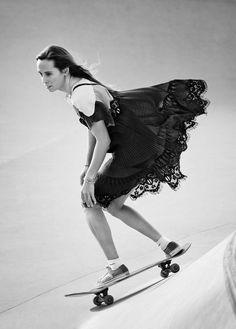 Freewheeling By Daniel Riera The Gentlewoman SS 2016