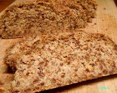 Sin Gluten, Vegetarian Recipes, Healthy Recipes, Healthy Meals, Paleo Bread, Banana Bread, Mint, Vegan, Cooking