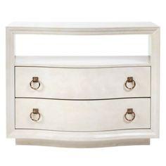 Hayden 2 Drawer Chest | Chests & Dressers | Bedroom | Furniture | Z Gallerie