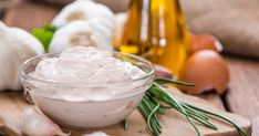 Five Refreshing Aioli Recipes that Meet All Your Dipping Needs A Food, Good Food, Food And Drink, Aioli Dip, Fruits And Vegetables List, Sauces, Aioli Recipe, Organic Garlic, Garlic Aioli