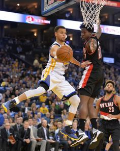 Warriors' Stephen Curry might be one of the greatest athletes we've ever seen and most may not even notice