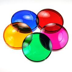 Outdoor Hot Tubs 5 Colored Lens Cover Caps For Hot Tub Spa Light Snap On