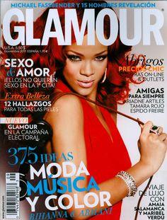 Rihanna -- Glamour Russia, February 2012
