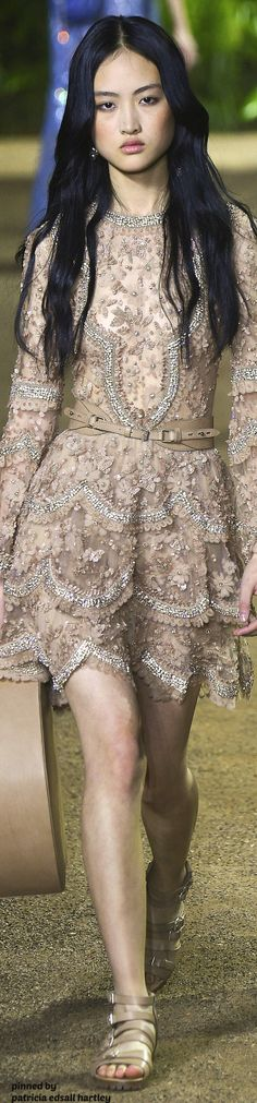 Elie Saab Couture Spring 2016 ♦F&I♦