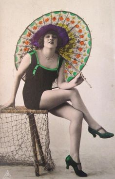 French Postcard 1903
