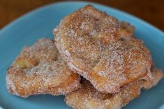 Hopes Kitchen: Apple Fritters