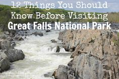 12 Things You Should Know About Dog Friendly Great Falls National Park | http://www.beaglesandbargains.com/dog-friendly-great-falls-national-park/