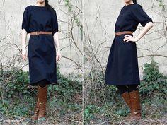 ................... bimbambuki: Japan Sew Along [Kleid Nr. 1]