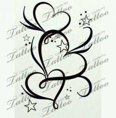 Ideas Tattoo Neck Heart Tatoo For 2019 Tattoos With Kids Names, Tattoos For Daughters, Sister Tattoos, Small Tattoos, Kid Names, Friend Tattoos, Kids Initial Tattoos, Tiny Finger Tattoos, Daughter Tattoos