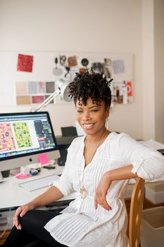 Artist Andrea Pippins talks about how to make your passion a career.