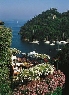 Portofino, Italy -- one of my favorite amazing places
