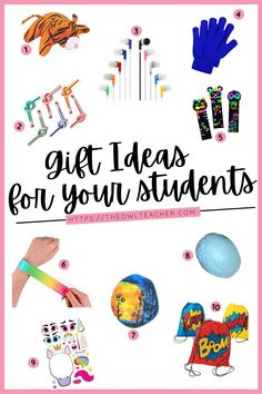 This post is the ultimate gift guide for teachers. It covers gift ideas for any occasion, whether you are looking for gifts for your teacher friends or your students!