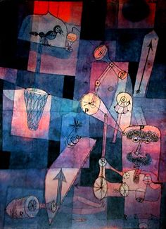 Perversitaten by Paul Klee