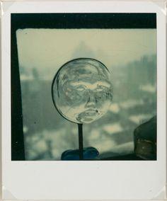 André Kertész, Untitled 1978. Vintage chromogenic polaroid print