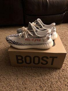 844dd4e54c0 Details about Adidas Yeezy Boost 350 V2 Zebra