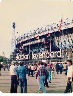Aston Villa Supporter European Cup Final 1982 Photos from Rotterdam (Set 1)