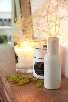 Poligöm / Les bougies parfumées de Parks London