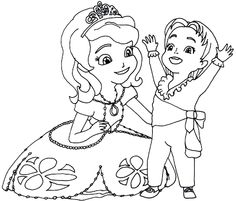 Luxury Princess Sofia Coloring Book 68 Personalized Sofia the First