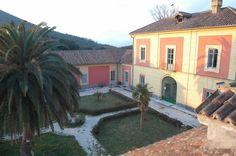 Bosco S.Silvestro i Borbone cacciavano, coltivavano vigne olivi, allevamento ovini produzione formaggi #heritageMW