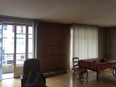 LONS LE SAUNIER Centre villes, appartement de 105 m2.