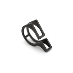 #ring Oxidized Sterling Silver Skeletal Ring | Margherita | Shop | NOT JUST A LABEL