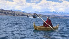 Breaking Travel News investigates: Lake Titicaca, Bolivia | Focus | Breaking Travel News Evo Morales, Lake Titicaca, Travel News, Bolivia, Investigations, Great Places, Sailing, Tourism, Boat