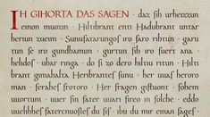 Pfeffer Mediæval Font · 1001 Fonts *personal use only*