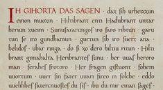 Pfeffer Mediæval Font · 1001 Fonts *personal use only*