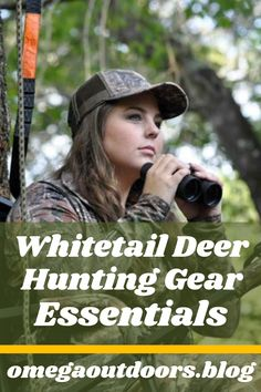 Now if you are bowhunting I will not even bother telling you about the importance of a rangefinder, that is a no brainer. However, if you are rifle hunting, a rangefinder can be more useful than you may think. In the early season, you probably did not have a chance to see your stand before the leaves fell and a rangefinder can give you the edge to know exactly how far away your shooting lanes are. Hunting Packs, Hunting Tips, Hunting Rifles, Whitetail Deer Hunting, Bowhunting, White Tail, Leaves, Archery Hunting, Hunting Guns