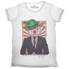 T-shirt catman Available on www.manymaltshirt...