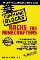Hacks for Minecrafte