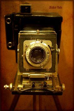 Antique camera!