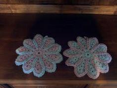 Crochet Hot Pads Antique Pattern