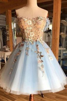 Unique Short Layered Tulle High Neck Backless Short Prom Dress, Homecoming Dresses on sale – PromDress.uk Unique Short Layered Tulle High Neck Backless Short Prom Dress, Homecoming Dresses on sale – PromDress. Light Blue Homecoming Dresses, Floral Prom Dresses, Hoco Dresses, Beautiful Prom Dresses, Elegant Dresses, Sexy Dresses, Fashion Dresses, Summer Dresses, Wedding Dresses