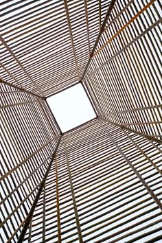 Gallery of Bamboo Pavilion / DnA_Design and Architecture - 2