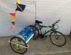 bicycle powered washing machine 06