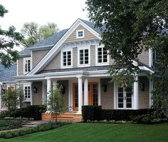 Exterior house color