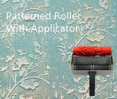 Hand & Power Tool Accessories Useful 5 Inch Rubber Roller Wall Decoration Painting Roller 5 Diy Diatom Mud Art Paint Decorative Paint Roller Without Hand Grip 044y Elegant Appearance Tools