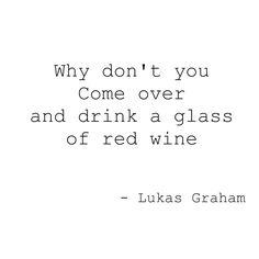 Red Wine - Lukas Graham