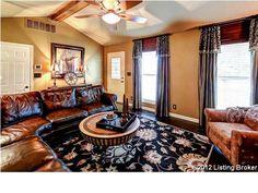 305 Erin Circle Drive Mt. Washington, KY 40047 Living Room