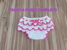 Crochet Baby Pants, Crochet Dress Girl, Crochet Bebe, Baby Girl Crochet, Newborn Crochet, Crochet For Kids, Crochet Clothes, Knit Crochet, Baby Girl Dresses