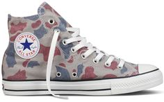 Converse 2013 The Well Worn Sneaker Collection