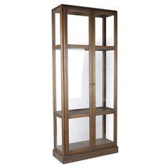 warren - display cabinet - PB Home
